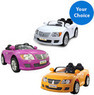 Convertible Car 12-Volt Battery-Powered Ride-On Collection