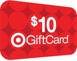 Target - $10 Gift Card w/ $50+ Purchase (Printable Coupon)