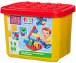 Mega Bloks First Builders 80-Piece Building Set