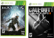 Call of Duty: Black Ops 2 + Halo 4 (Xbox 360)