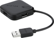 Belkin USB 2.0 4-Port Ultra-Mini Hub