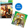 Two Video Games (DS / Wii / Xbox 360 / PS3)
