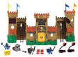 Fisher-Price Imaginext Eagle Talon Castle Play Set