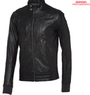 PUM Ferrari Men's Leather Jacket