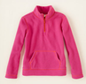 Glacier Fleece Zip-neck Pullover