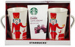3-Piece Starbucks Dark Caffe Verona Coffee w/ Mugs Gift Set