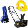 Snow Joe Ultra Electric Snow Blower Bundle