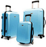 Traveler's Choice Freedom 3-Piece Hardsided Luggage Set
