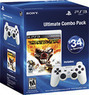 Twisted Metal (PS3) + Dualshock 3 Wireless Controller Combo