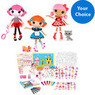 Lalaloopsy Paper Doll Fashion Set + Choice of Doll