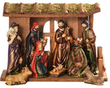 Elements 10 Piece Nativity Set