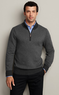 Men's Eddie Bauer Men's Sportsman Quarter-Zip Sweater