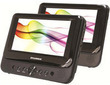 Sylvania 7 Dual-Screen Portable DVD Player