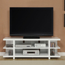 Altra 60 Contemporary Reversible Back Panel TV Stand