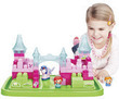 Mega Bloks Lil' Princess Twinkle Castle Tub Play Set