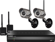 Lorex Vantage 4-Channel 2-Camera Wireless Security System