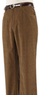 Men's Executive Corduroy Plain Front Pants