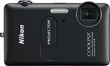 Nikon Coolpix S1200pj 14.1MP Digital Camera