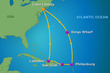 9-Night Bermuda and Caribbean Cruise