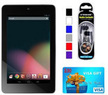 Google Nexus 7 32GB 7 Android Tablet + $30 GC Bundle
