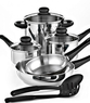 Tools of the Trade Basics 10-Piece Cookware Set