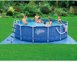 Summer Escapes 15-ft. x 42 Metal Frame Swimming Pool