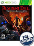 Resident Evil: Operation Raccoon City, Used (Xbox 360, PS3)