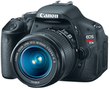 EOS Rebel T3i EF-S SLR Camera w/ 18-55mm IS II Lens (Refurb)