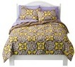 Xhilaration Medallion Comforter Set (Twin Size)