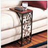 Brylane Home Side Sofa Table