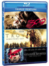 Alexander Revisited, Troy, and 300 Blu-ray Triple Feature