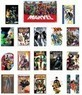 Marvel Superhero Graphic Novels 15-Pack