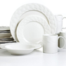 Pfaltzgraff Ribbon 16 Piece Dinnerware Set