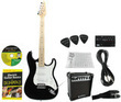 Kona 39 Electric Guitar Starter Pack