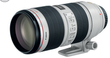 EF 70-200mm f/2.8L IS II USM Telephoto Zoom Lens (Refurb)