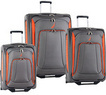 Nautica Charter 3-Piece Luggage Set