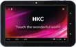 HKC Google Play Internet Tablet with 16GB Memory