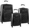 Diane von Furstenberg Hybrid 3 Piece Spinner Luggage Set