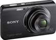 Sony DSCW650/B 16MP Digital Camera