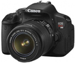 Canon EOS Rebel T4i 18MP Camera w/ 18-55mm EF-S IS II Lens