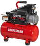 3-Gallon Craftsman Horizontal Air Compressor
