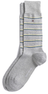 Men's Stripe Dress Socks