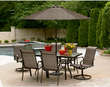 East Point 7 Piece Outdoor Dining Set