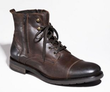 Men's Double Zip Boots