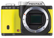 Pentax K-01 16.3MP 1080p Compact Digital Camera (Body Only)