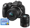 Panasonic Lumix DMC-G5 16MP Compact System Camera Bundle