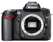 Nikon D90 12.3-Megapixel Digital SLR Camera Body