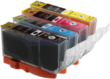 8-Pack Canon CLI-221 Compatible Inkjet Cartridge Combo