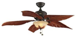 Hampton Bay Antigua 56 in. Oil Rubbed Bronze Ceiling Fan