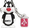 Emtec Looney Tunes Sylvester 4GB USB 2.0 Flash Drive